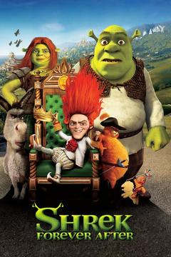 Best Animation Movies of 2010 : Shrek Forever After