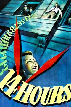 Best Thriller Movies of 1951 : Fourteen Hours