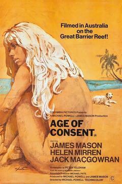 Best Romance Movies of 1969 : Age of Consent