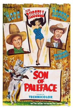 Best Western Movies of 1952 : Son of Paleface