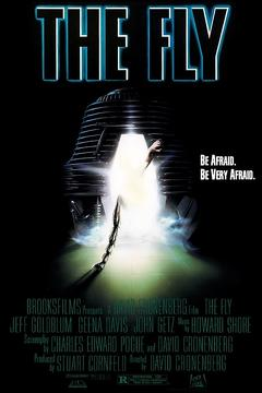 Best Horror Movies of 1986 : The Fly