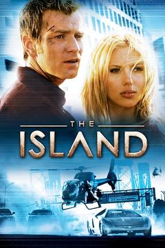 Best Action Movies of 2005 : The Island