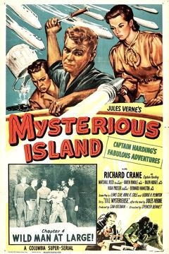 Best Science Fiction Movies of 1951 : Mysterious Island
