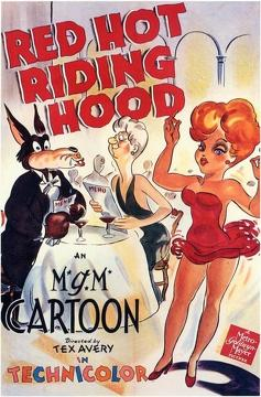 Best Animation Movies of 1943 : Red Hot Riding Hood