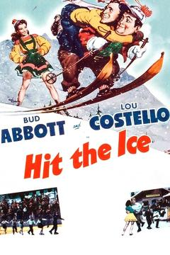 Best Comedy Movies of 1943 : Hit the Ice