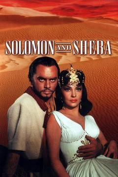 Best History Movies of 1959 : Solomon and Sheba