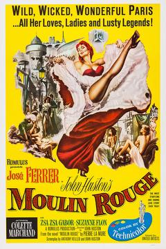Best Music Movies of 1952 : Moulin Rouge