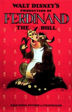 Best Animation Movies of 1938 : Ferdinand the Bull