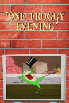 Best Family Movies of 1955 : One Froggy Evening