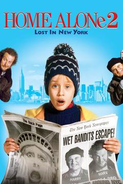 Best Adventure Movies of 1992 : Home Alone 2: Lost in New York