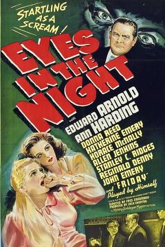 Best Mystery Movies of 1942 : Eyes in the Night