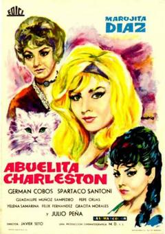 Best Fantasy Movies of 1962 : Abuelita Charlestón
