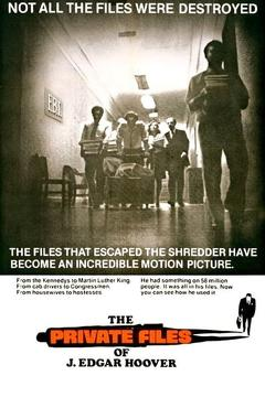 Best History Movies of 1977 : The Private Files of J. Edgar Hoover