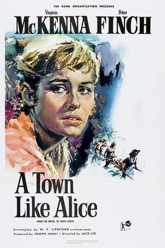 Best War Movies of 1956 : A Town Like Alice