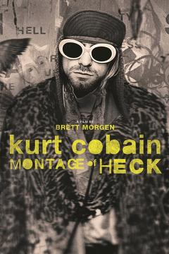 Best Music Movies of 2015 : Cobain: Montage of Heck