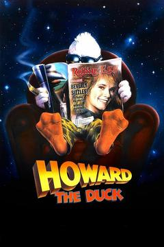 Best Fantasy Movies of 1986 : Howard the Duck