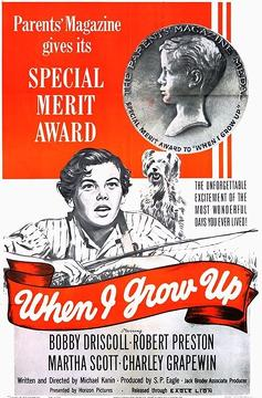 Best Drama Movies of 1951 : When I Grow Up