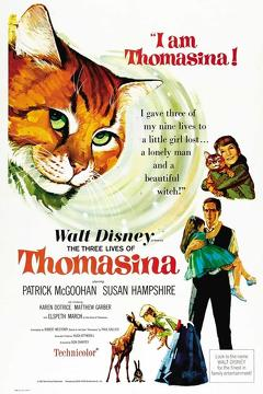 Best Mystery Movies of 1963 : The Three Lives of Thomasina