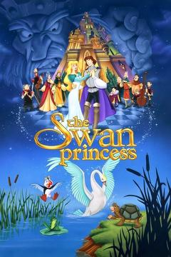 Best Family Movies of 1994 : The Swan Princess