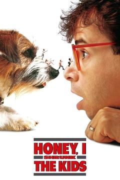 Best Adventure Movies of 1989 : Honey, I Shrunk the Kids