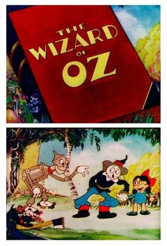 Best Fantasy Movies of 1933 : The Wizard of Oz