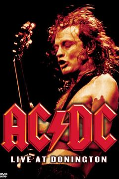 Best Music Movies of 1992 : AC/DC: Live at Donington
