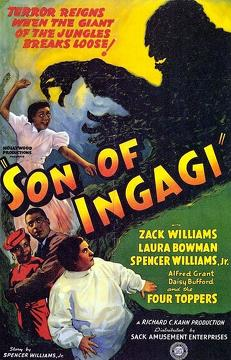 Best Science Fiction Movies of 1940 : Son of Ingagi