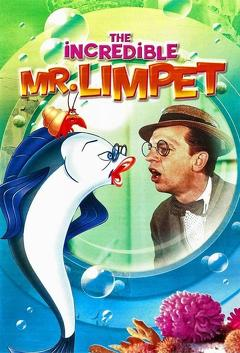 Best Animation Movies of 1964 : The Incredible Mr. Limpet