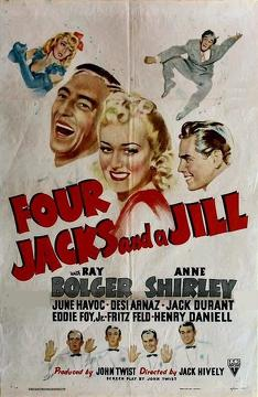 Best Music Movies of 1942 : Four Jacks and a Jill