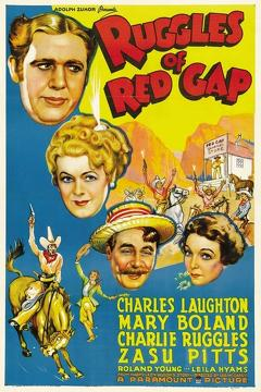 Best Comedy Movies of 1935 : Ruggles of Red Gap