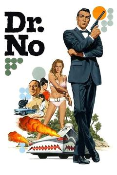 Best Thriller Movies of 1962 : Dr. No
