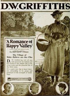 Best Drama Movies of 1919 : A Romance of Happy Valley