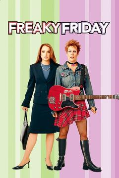 Best Fantasy Movies of 2003 : Freaky Friday