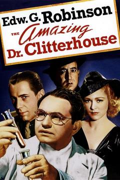 Best Crime Movies of 1938 : The Amazing Dr. Clitterhouse