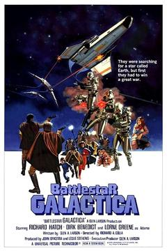 Best Adventure Movies of 1978 : Battlestar Galactica