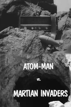 Best Science Fiction Movies of 1967 : Atom Man vs. Martian Invaders