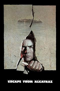 Best Drama Movies of 1979 : Escape from Alcatraz