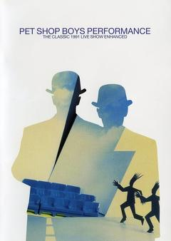 Best Music Movies of 1991 : Pet Shop Boys: Performance
