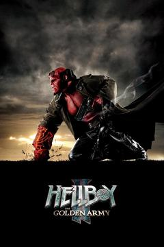 Best Horror Movies of 2008 : Hellboy II: The Golden Army