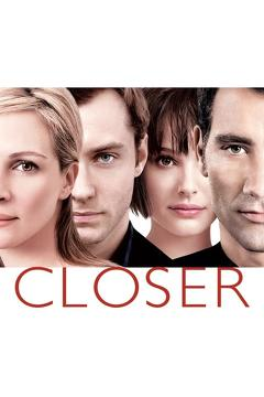 Best Romance Movies of 2004 : Closer