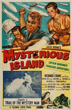 Best Fantasy Movies of 1951 : Mysterious Island