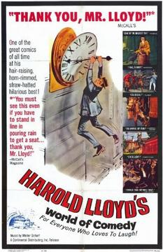 Best Documentary Movies of 1962 : Harold Lloyd's World of Comedy