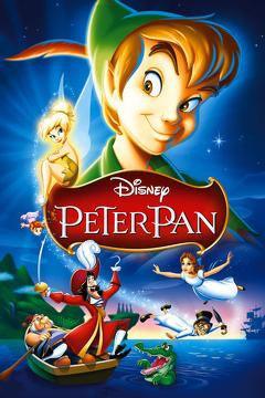 Best Animation Movies of 1953 : Peter Pan