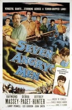 Best History Movies of 1955 : Seven Angry Men