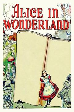 Best Science Fiction Movies of 1933 : Alice in Wonderland