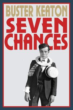 Best Comedy Movies of 1925 : Seven Chances