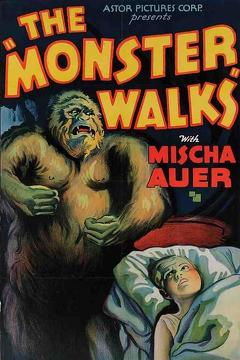 Best Horror Movies of 1932 : The Monster Walks