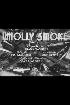 Best Animation Movies of 1938 : Wholly Smoke
