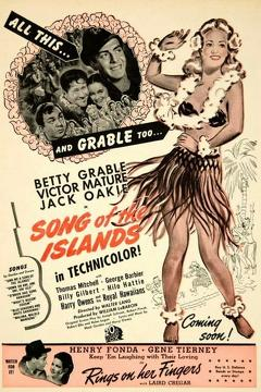 Best Music Movies of 1942 : Song of the Islands