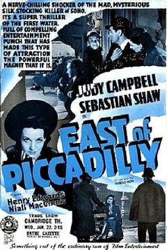 Best Mystery Movies of 1941 : East of Piccadilly